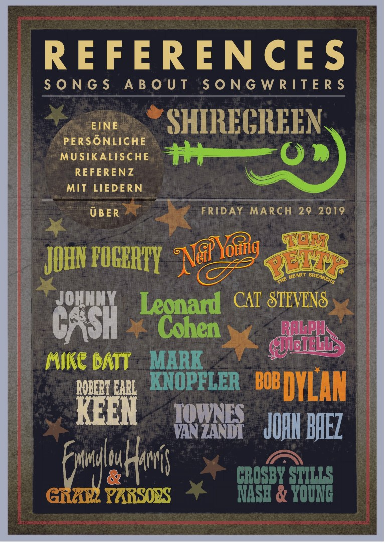 Shiregreen_References_Plakat