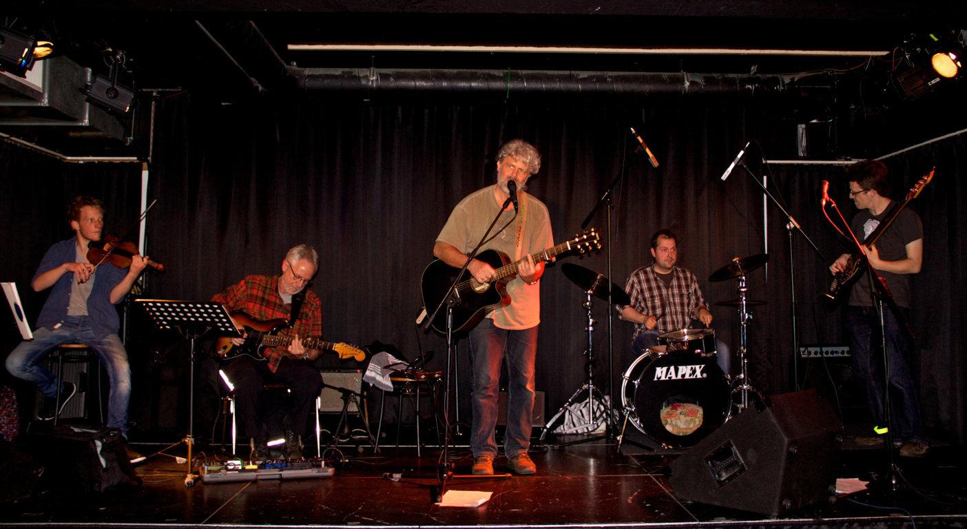 Shiregreen und Band