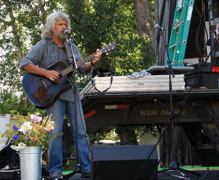 Shiregreen beim Northern Rockies Folk Festival