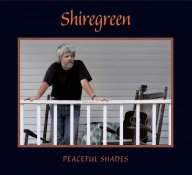 Peaceful Shades - CD Cover