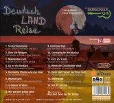 Deutschlandreise - Trackliste