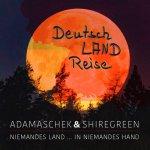 Deutschlandreise - Cover